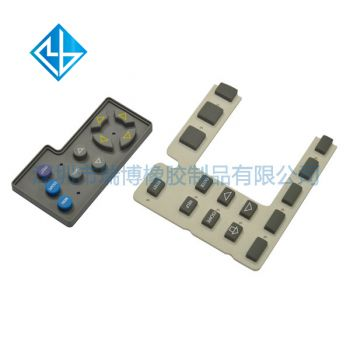 Auto car | car navigation conductive silicone buttons lined with buttons